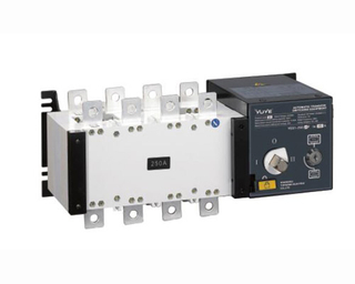 YES1-250G Dual power Automatic Transfer Switch