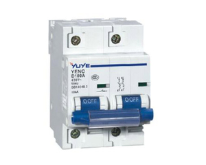 YENC-100(NC) 2P Mini Circuit Breaker