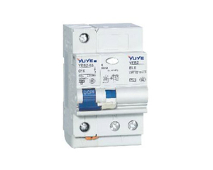 YEB2L-63(C65L) 1P Earth Leakage Circuit Breaker